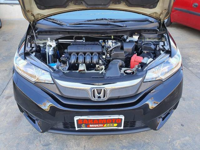 HONDA FIT 2015/2016 1.5 LX 16V FLEX 4P AUTOMÁTICO - Foto 13