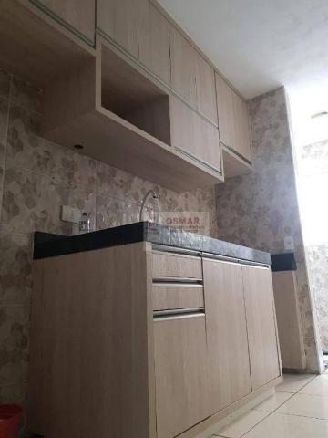 Apartamento com 2 dormitórios à venda, 52 m² por R$ 160.000,00 - Parque Bandeirantes I (No - Foto 7