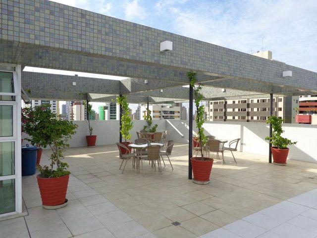 Apartamento para alugar com 3 dormitórios em Tambaú, João pessoa cod:14875 - Foto 14