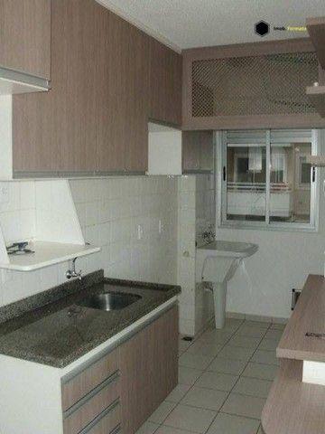 Apartamento com 2 dormitórios para alugar, 66 m² por R$ 1.150,00/mês - Vila Albuquerque -  - Foto 4