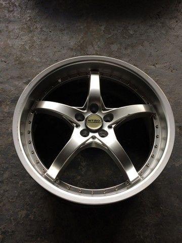 Rodas 20 Nitro Wheels 5x112 5x114 - Foto 3