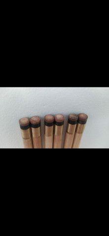 Lindos tacos Profissional ,Ponta de sola 10,3 milímetros - Foto 2