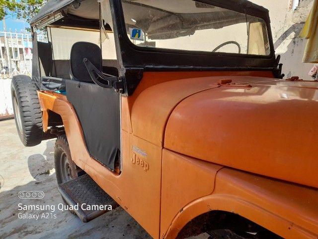 Jeep- Ford 1978 - Foto 3