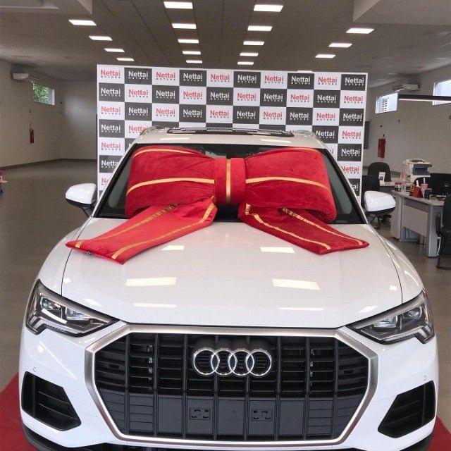 Audi Q3 Prestige Plus branco 2021...!!