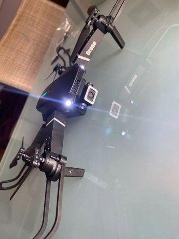 Drone E88 Pro  - Até 12x Com Frete Grátis - Salvador