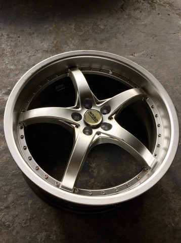 Rodas 20 Nitro Wheels 5x112 5x114