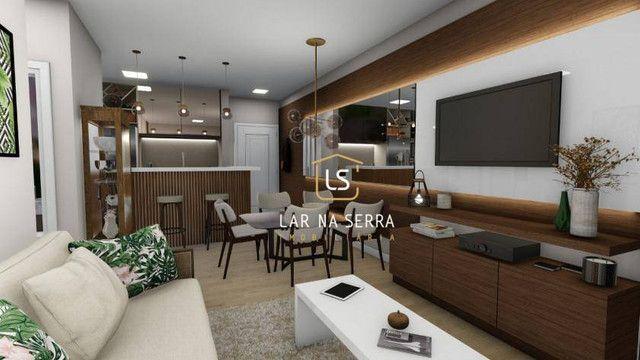 Apartamento com 1 dormitório à venda, 94 m² por R$ 369.600,00 - Centro - Canela/RS - Foto 2