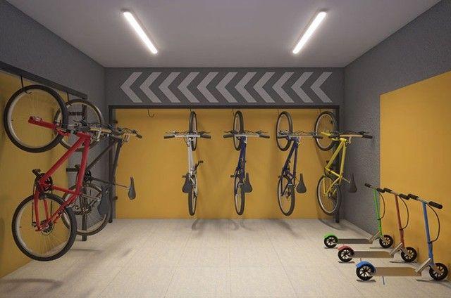 EM-Edifício Atalanta | 40m² | Lazer Completo | Melhor Da Região - Foto 4