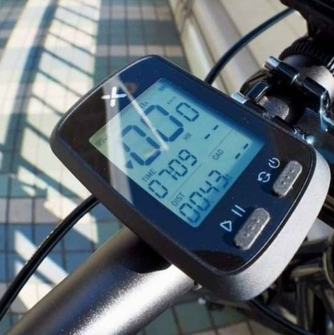 Velocimetro GPS Bike Bicicleta Noturna Xoss G+ Plus Bluetooth/Strava Lacrado 10x Sem Juros - Foto 3