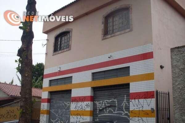 Casa à venda com 4 dormitórios em Itatiaia, Belo horizonte cod:365585