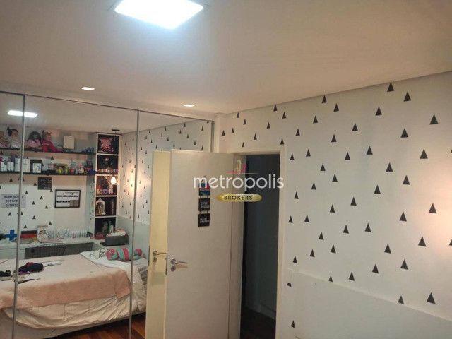 Apartamento com 4 dormitórios à venda, 179 m² por R$ 2.100.000,00 - Cerâmica - São Caetano - Foto 6
