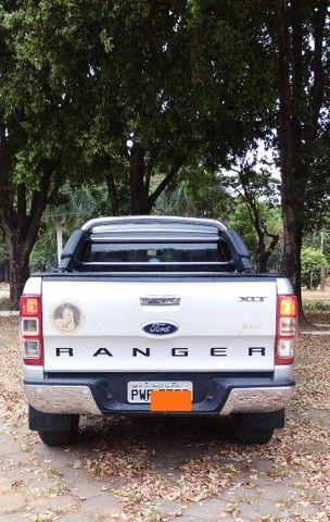 Excelente Ranger XLT 3.2 diesel 4x4 cd automática - Foto 2