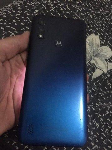 Celular Motorola 6 meses de uso perfeito estado - Foto 3