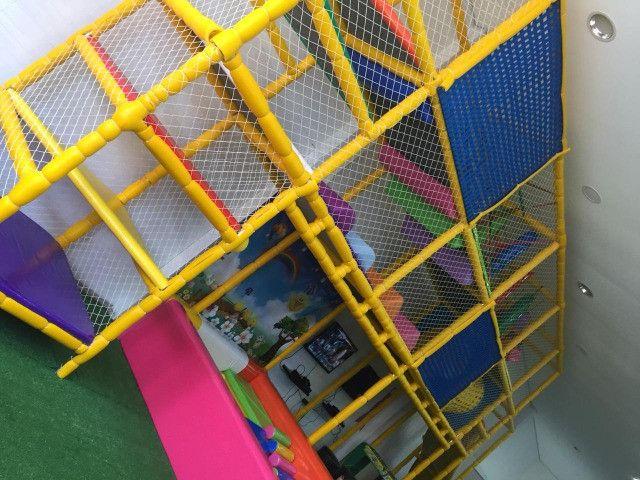 Brinquedão KidPlay 2 andares