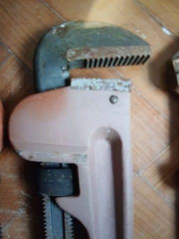Vendo chave grifo 48 e 36 polegadas - Foto 3