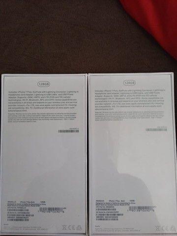 iPhone 7 Plus 128gb lacrado com nota fiscal - Foto 6