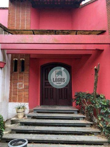 Casa com 4 dormitórios para alugar, 550 m² por R$ 9.000,00/mês - Santa Terezinha - São Ber