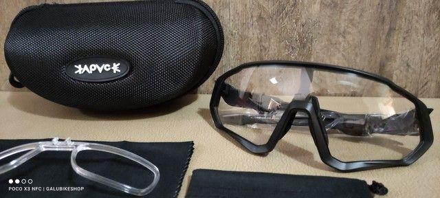 Oculos Fotocromático Kapvoe e Elax - Foto 2