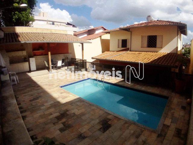 Casa à venda com 5 dormitórios em Dona clara, Belo horizonte cod:740521