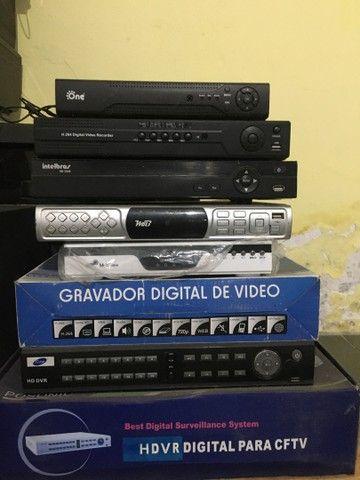 5 DVR para câmera de segurança - Foto 4