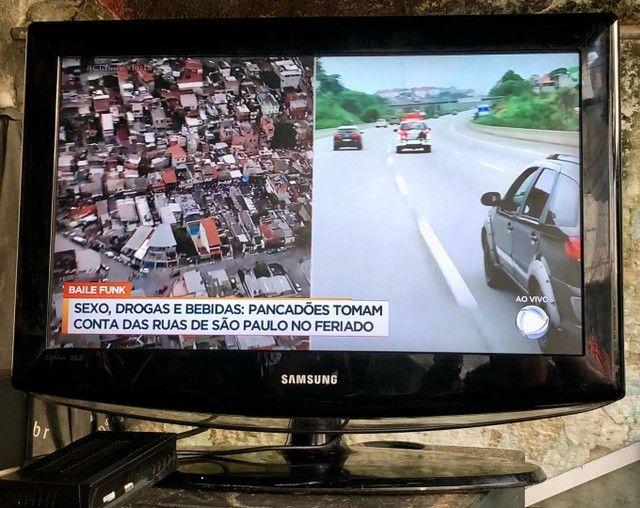 Tv Samsung lcd 26 polegadas ( sem conversor digital )