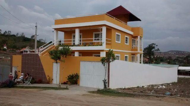 Vendo ou Troco, Prédio com 3 casas e 1 kitnet em Gravatá - Foto 6