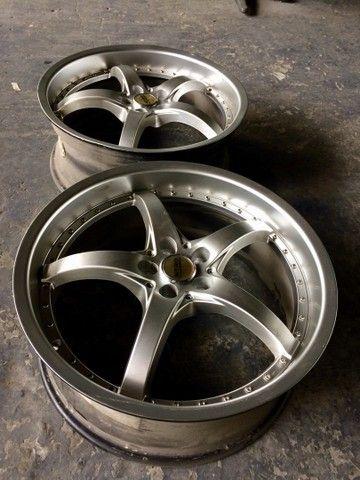 Rodas 20 Nitro Wheels 5x112 5x114 - Foto 6