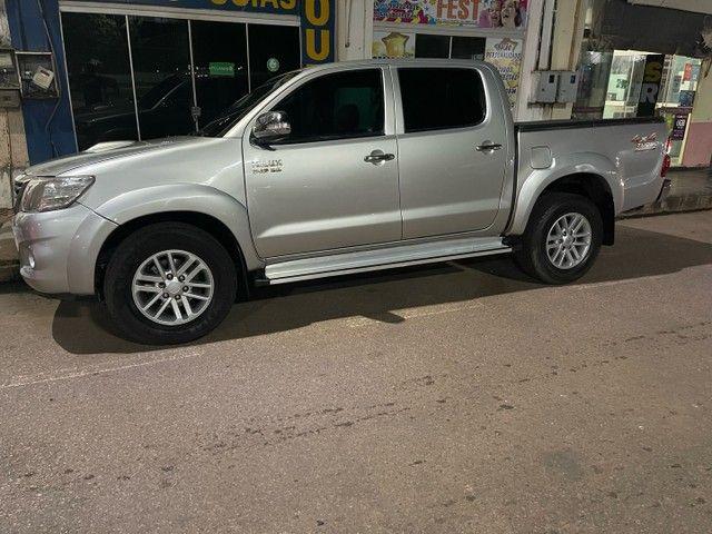 Hilux Diesel 4x4 13/13 SRV TOP