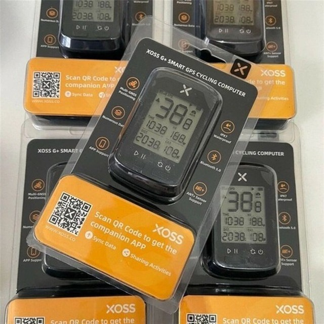 Velocimetro GPS Bike Bicicleta Noturna Xoss G+ Plus Bluetooth/Strava Lacrado 10x Sem Juros - Foto 5