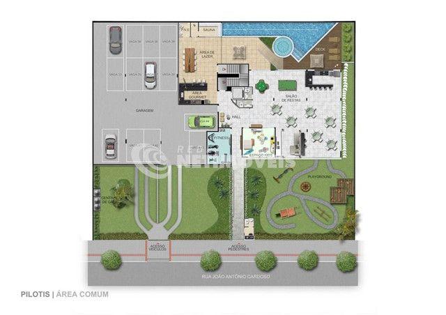 Apartamento à venda com 4 dormitórios em Ouro preto, Belo horizonte cod:641691 - Foto 11