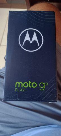 Motog9 zero na caixa com nota fiscal