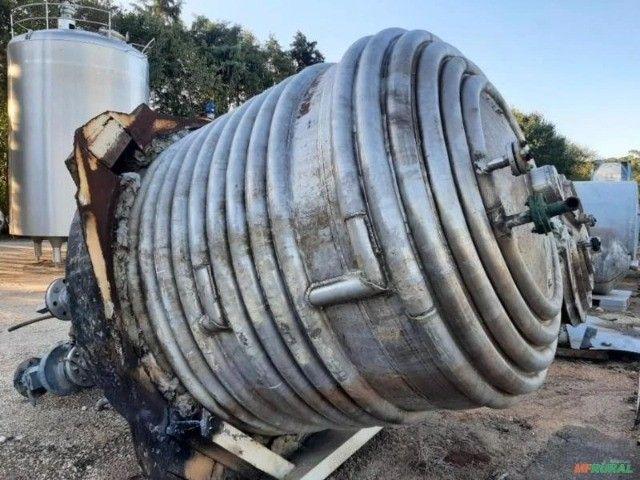 Reator em Aço inox 316L - Foto 5