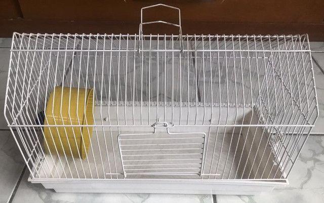 Gaiola retangular para Hamster - Foto 2