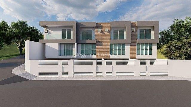 São Pedro - .Casa nova com 3 quartos, suíte e 2 vagas de garagem - Foto 2
