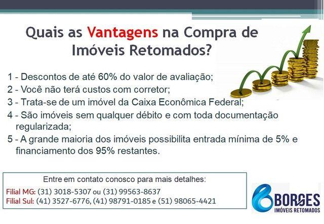 RESIDENCIAL SANTOS DUMONT - Oportunidade Única em PARA DE MINAS - MG | Tipo: Apartamento | - Foto 9