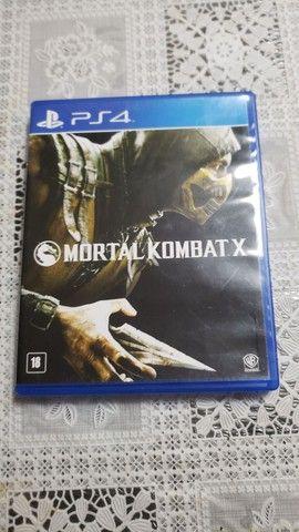 Mortal Kombat X para ps4