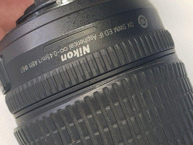 Lente Objetiva Nikon 18-135mm - Foto 3