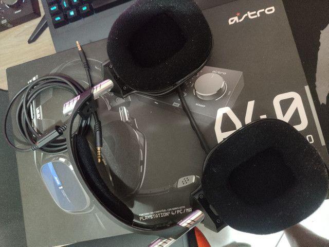 Headset Astro A40 pro TR Gen4 +Mixamp - Foto 3