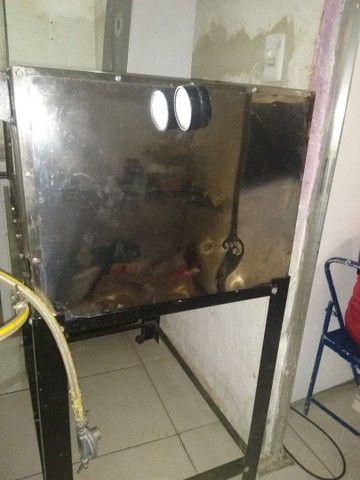Forno a gás industrial  - Foto 3