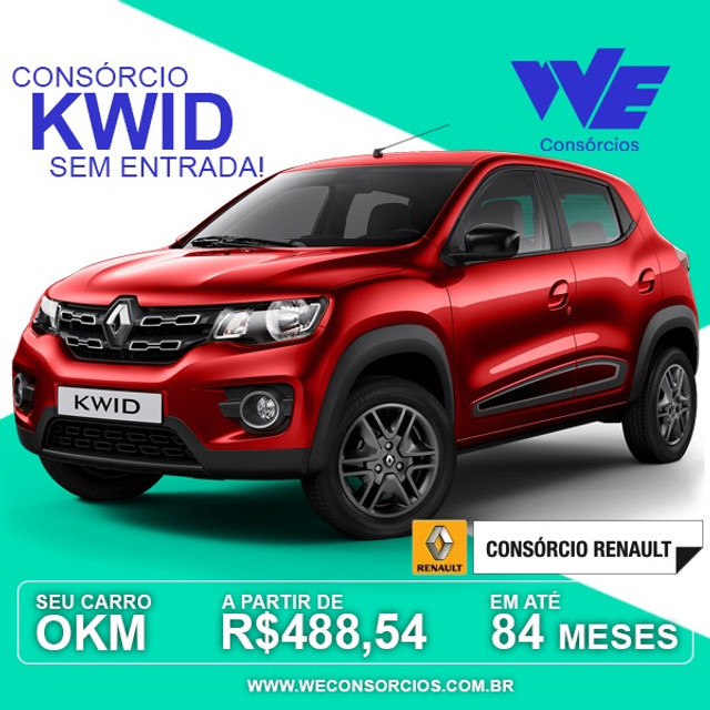 Renault Kwid 1.0 Life 0km sem entrada - Foto 2