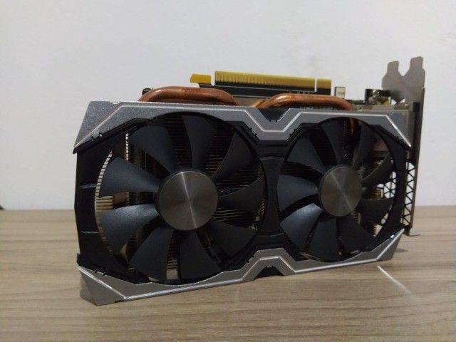 Placa de Vídeo Nvidia GTX 1060 6GB Zotac Dual Fan