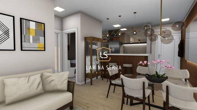 Apartamento com 1 dormitório à venda, 94 m² por R$ 369.600,00 - Centro - Canela/RS - Foto 6