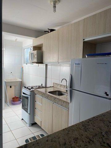 Apartamento 2/4 Mobiliado Vista Mar - Cond. Verano de Ponta Negra  - Foto 18