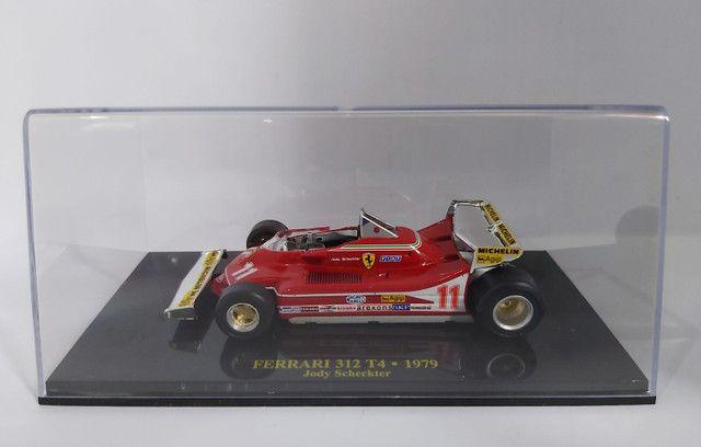 FERRARI 312 T4 - Fórmula 1  JODY SCHECKTER - GP 1979