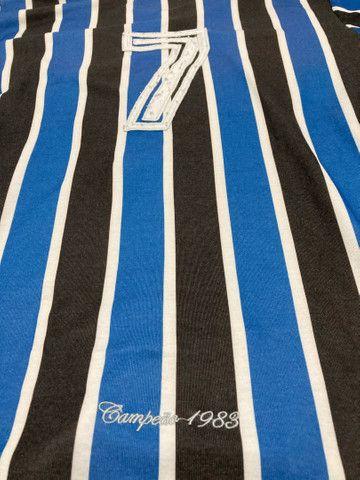 Camisa Gremio Puma - Foto 5