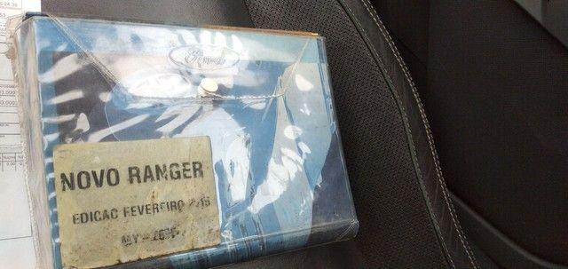 Excelente Ranger XLT 3.2 diesel 4x4 cd automática - Foto 18