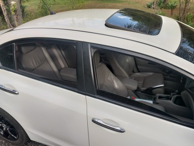 Honda Civic EXR 2.0 Com Teto  - Foto 5