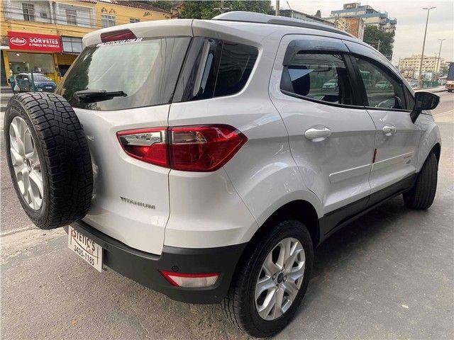 Ford Ecosport 2014 1.6 titanium 16v flex 4p manual - Foto 15
