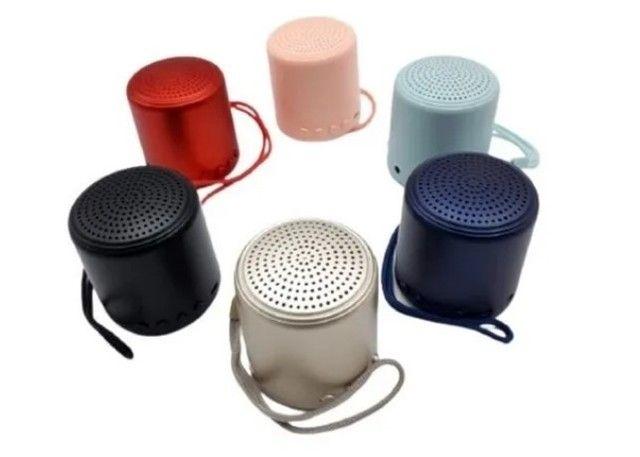 Mini Caixa de Som Bluetooth 3W AL-6889 - Altomex - Foto 3