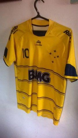 """Camisa do Cruzeiro E.c  2010  """"G"""